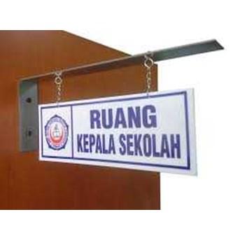 Kumpulan Papan Nama Ruangan Di Sekolah