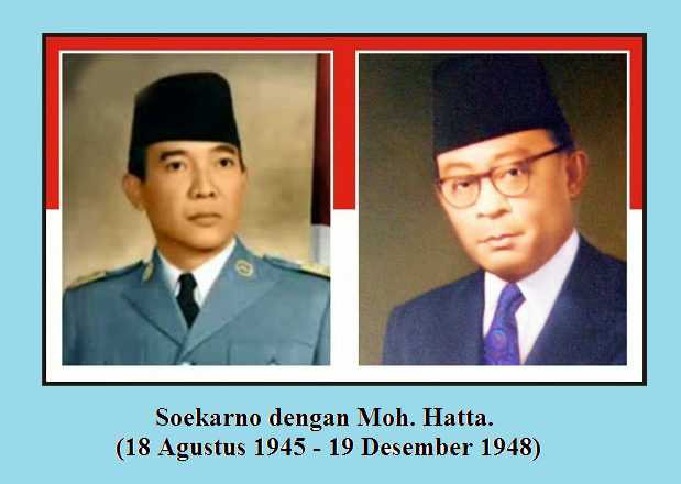 Download Poster Presiden dan Wakil Presiden RI