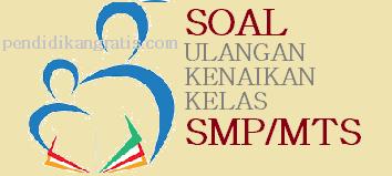 Soal UAS/ PAT Seni Budaya  Semester Genap  Kelas VII SMP/MTs