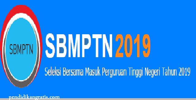 Persyaratan dan Tahapan Pendaftaran SBMPTN Tahun 2019, Cek Di sini